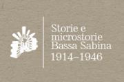 Online Storie e Miscrostorie, l'archivio storico che racconta la Sabina dal 1914 al 1946