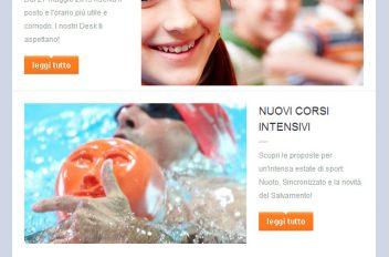 Newsletter Centro Sportivo Cristo Re